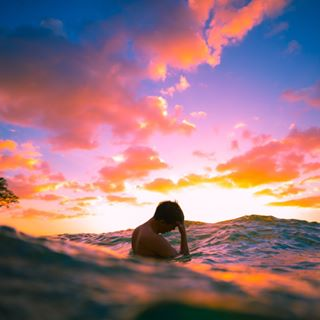Cyrus Perry · MAUI HAWAII