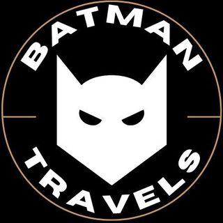 BATMAN TRAVELS 🦇