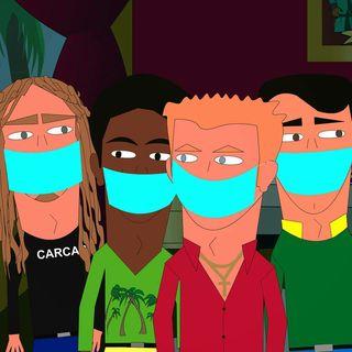 4 Extraños en DC