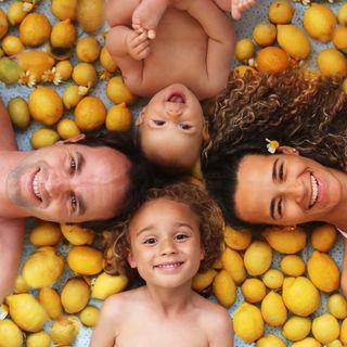 Travel Content Creator Family