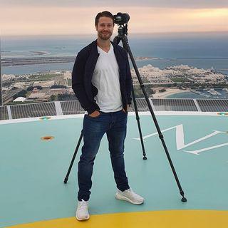 Stevie Kahn - Dubai