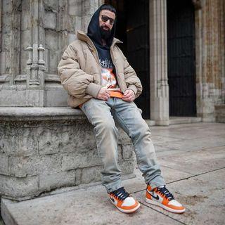 Model Streetwear By Salace G