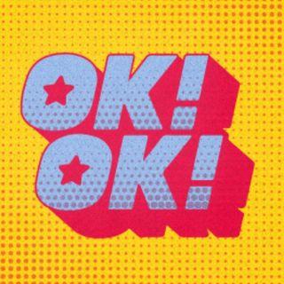 OK!OK! (#ficaemcasa)