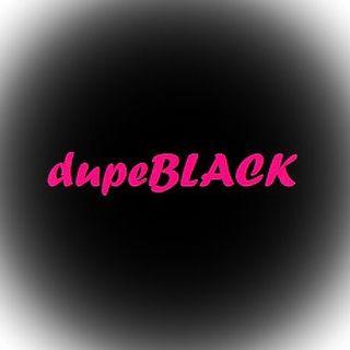 dupeBLACK
