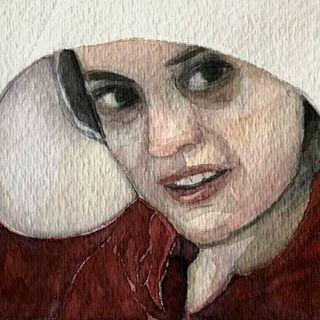 Lena 👩🎨 Watercolors