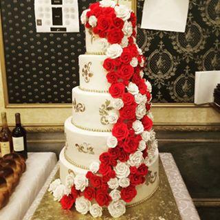 Custom Wedding, Birthday Cake