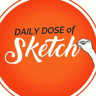 ✏DAILY DOSE OF SKETCHING🖌