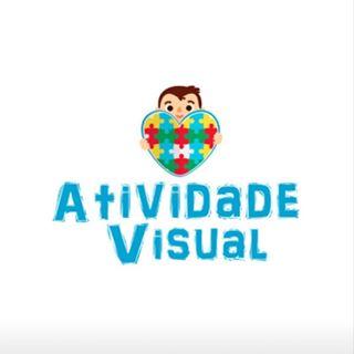 ATIVIDADE VISUAL - Autismo