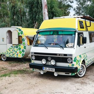 Vanlife with Kids