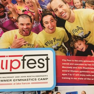 FlipFest Gymnastics Camp