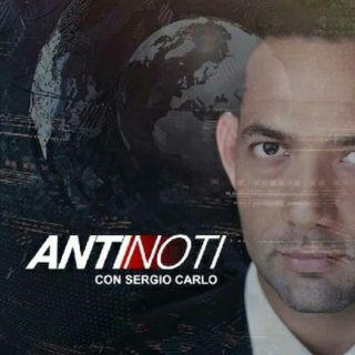 El Antinoti con Sergio Carlo