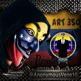 ANONYMOUS VENEZUELA ®