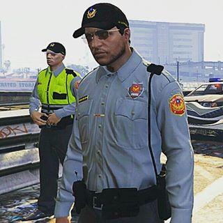 GTA5 台灣警察模組