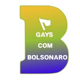 Gays com Bolsonaro -