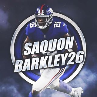 Saquon Barkley Fanpage🐐 (3.2k)