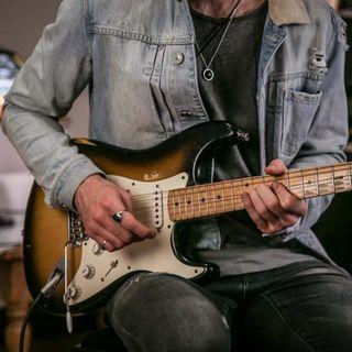 Jamie Harrison Guitar