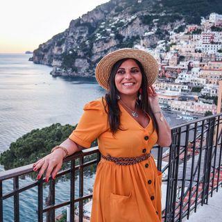 Anna Pernice - travel blogger
