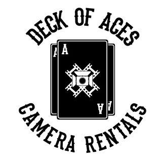 Deck of Aces Camera Rentals