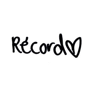 RÉCORD 레코드