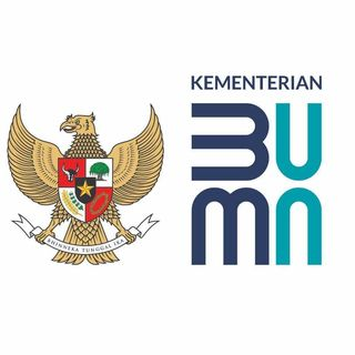 Akun resmi Kementerian BUMN RI