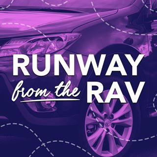 Runway from the Rav