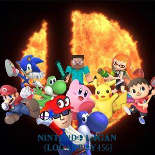 Nintendo Logan [loganboy456]