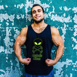 Anabolic Aliens | Mike Rosa