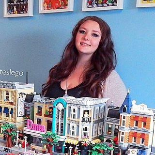 Charlotte's Lego