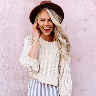 Erica • best dressed blonde