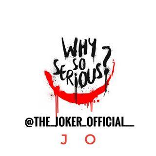 The joker official 🏆