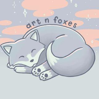 art n foxes | bullet journal