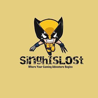 SinghIsLost