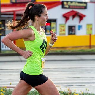 Hungry Runner Girl