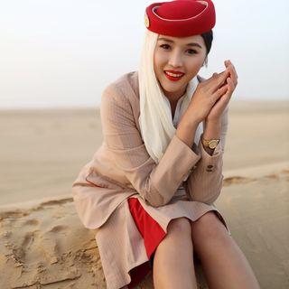 Cream ex Emirates |Travel blog