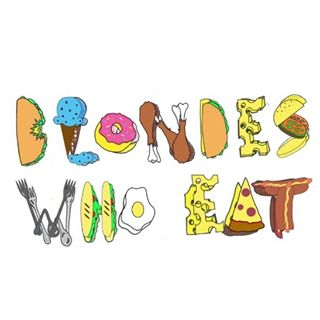Blondes Who Eat