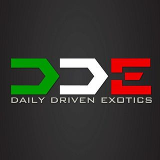 Daily Driven Exotics