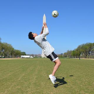Patrick   Soccer Freestyler