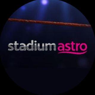 Stadium Astro 😷