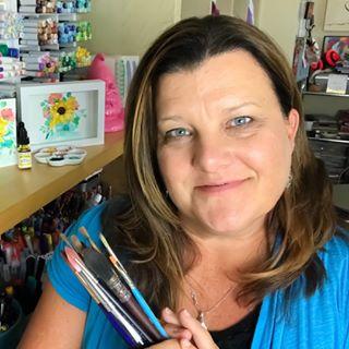 Watercolor Artist + Designer