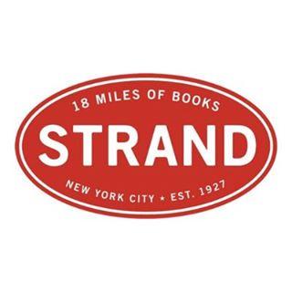 Strand Book Store, NYC