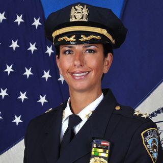 NYPD Chief of Counterterrorism