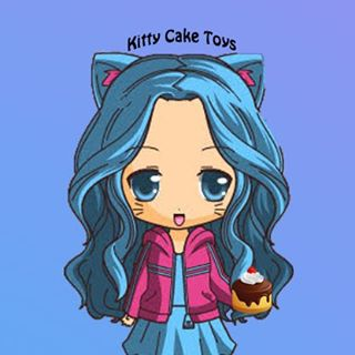 Kitty Cake Toys - Giveaway!