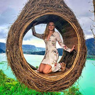 Yvette   Travel Blogger ✈