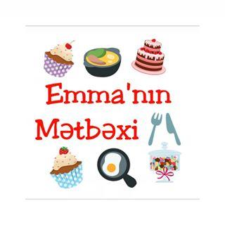 Emmanın Mətbəxi 👩🍳 Кухня Эммы