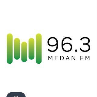 Radio 96.3 MEDAN FM 📻