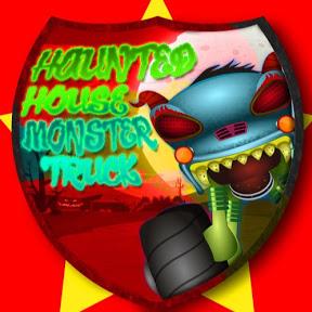 Haunted House Monster Truck Vietnam