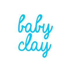 Babyclay Funny cartoons