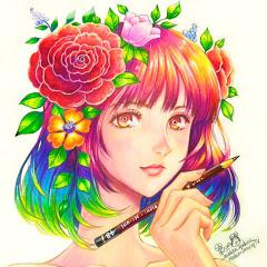 元漫画家 星野のアトリエ【HOSHINO Drawing TV】