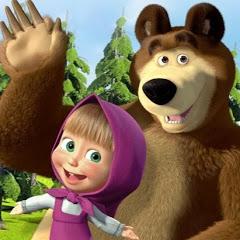 Masha and the Bear Family