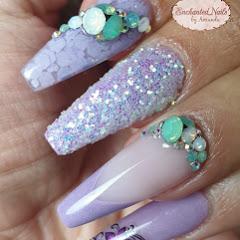 Enchanted Nails by Amanda